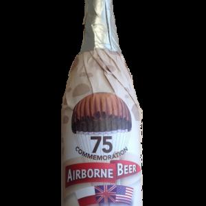 Airborne Beer Parachute 75cl met bokaal